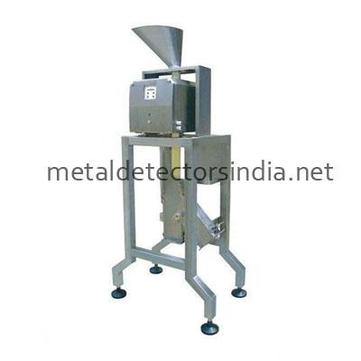 Dry Milk Powder Metal Detector Manufacturers in Goa